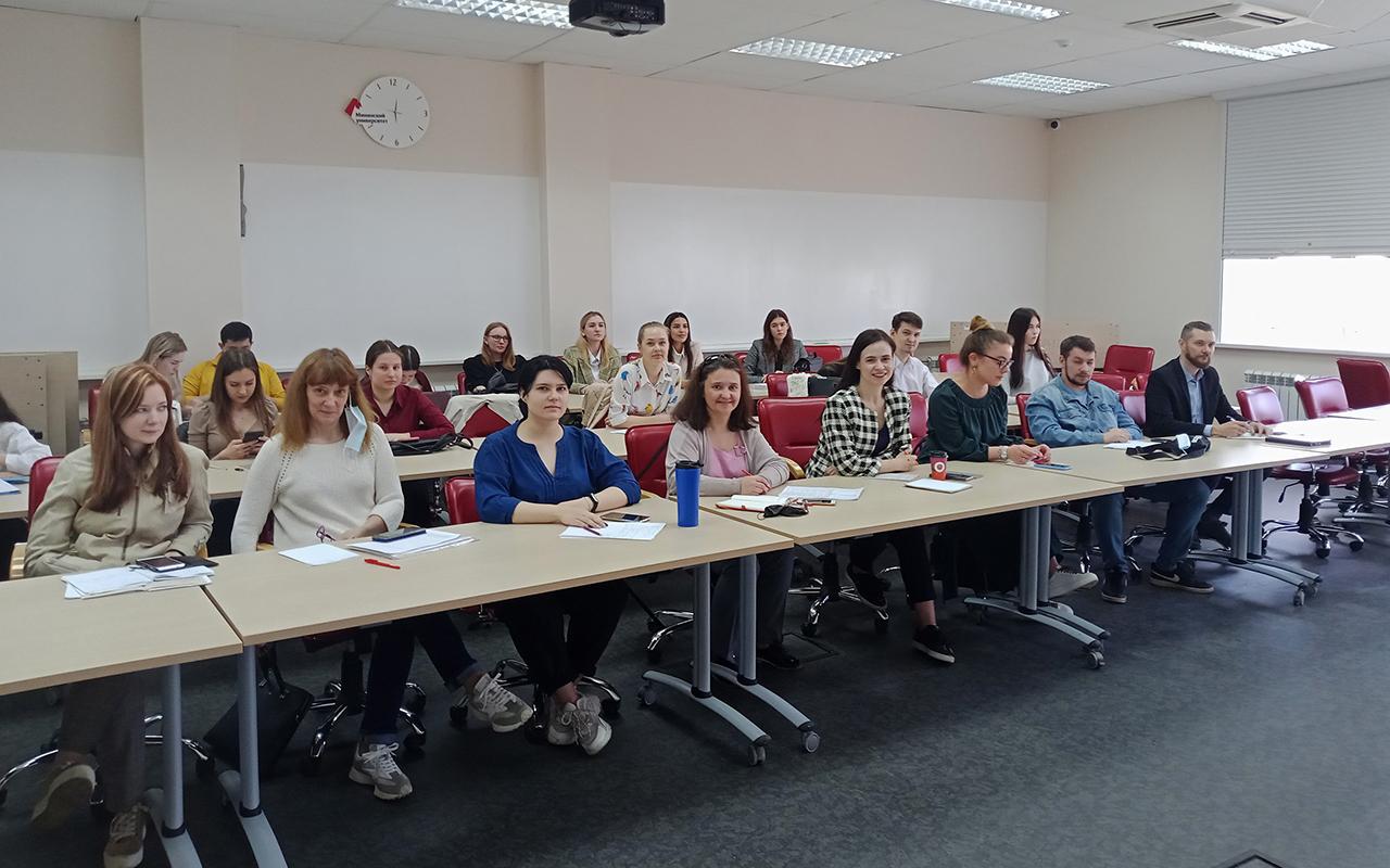17 апреля в Мининском университете состоялась Форсайт-сессия «Актуальные вопросы лингвистики и лингводидактики глазами молодого исследователя»