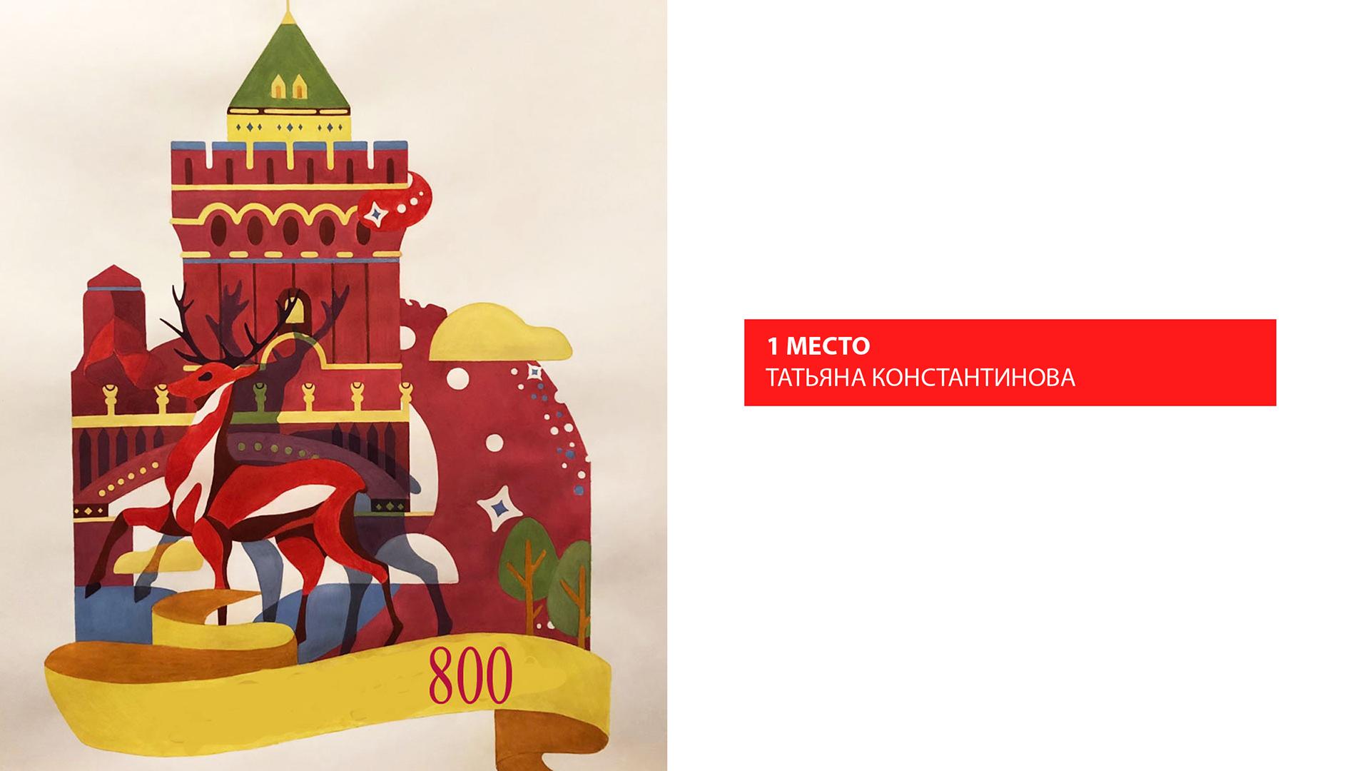 На факультете дизайна, изящных искусств и медиа-технологий состоялся конкурс плакатов, посвящённых 800-летию Нижнего Новгорода