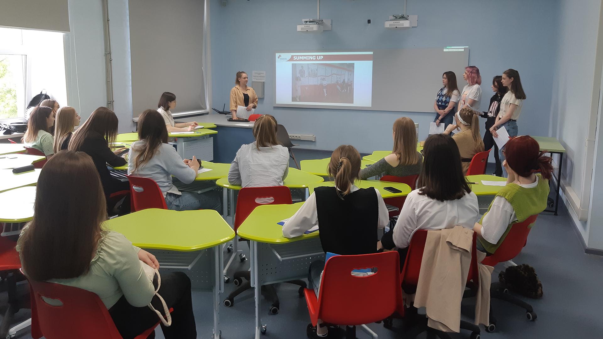 В Мининском университете прошла защита студенческих проектов