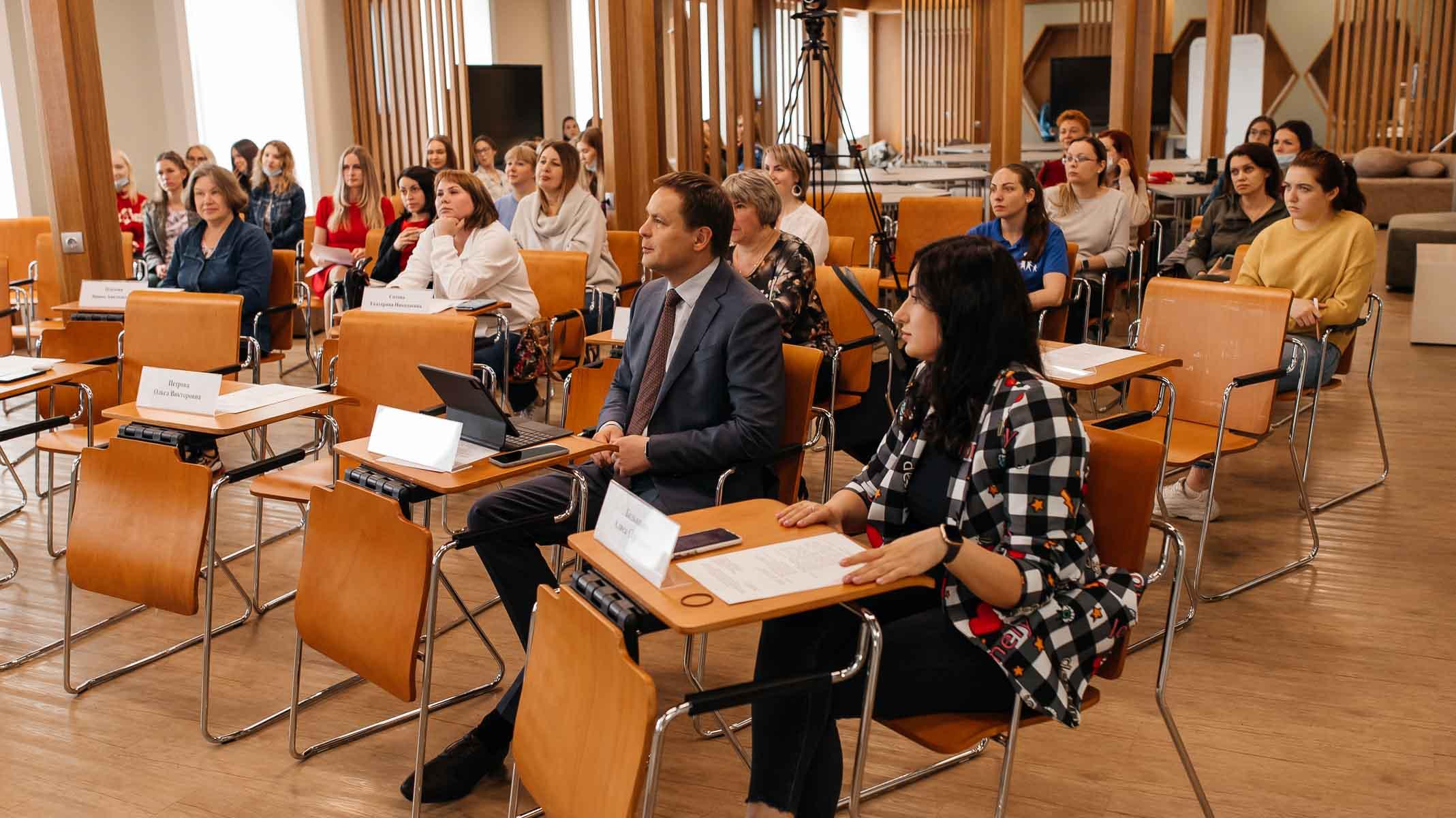 Программу ДПО по работе с детьми с РАС презентовали в Мининском университете