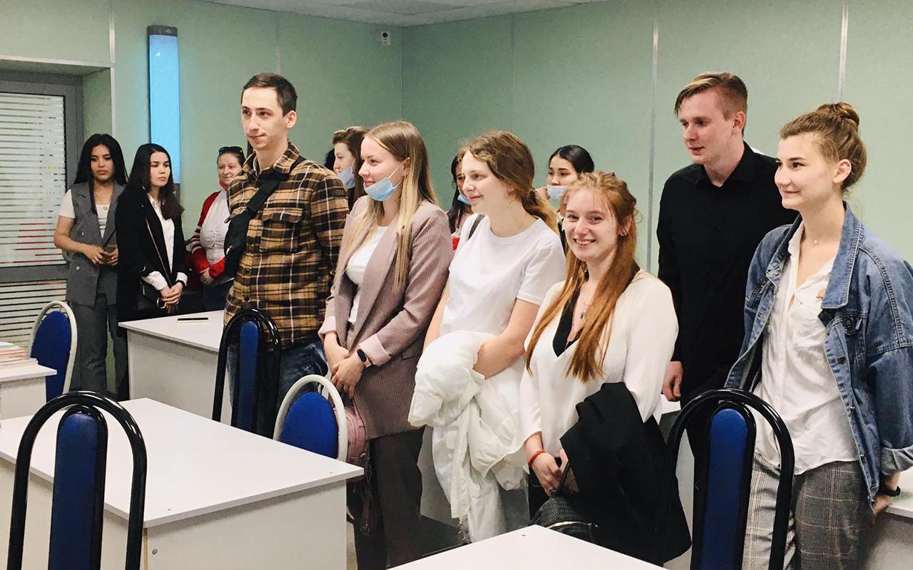 Студенты Мининского университета сдали государственный экзамен в новом формате