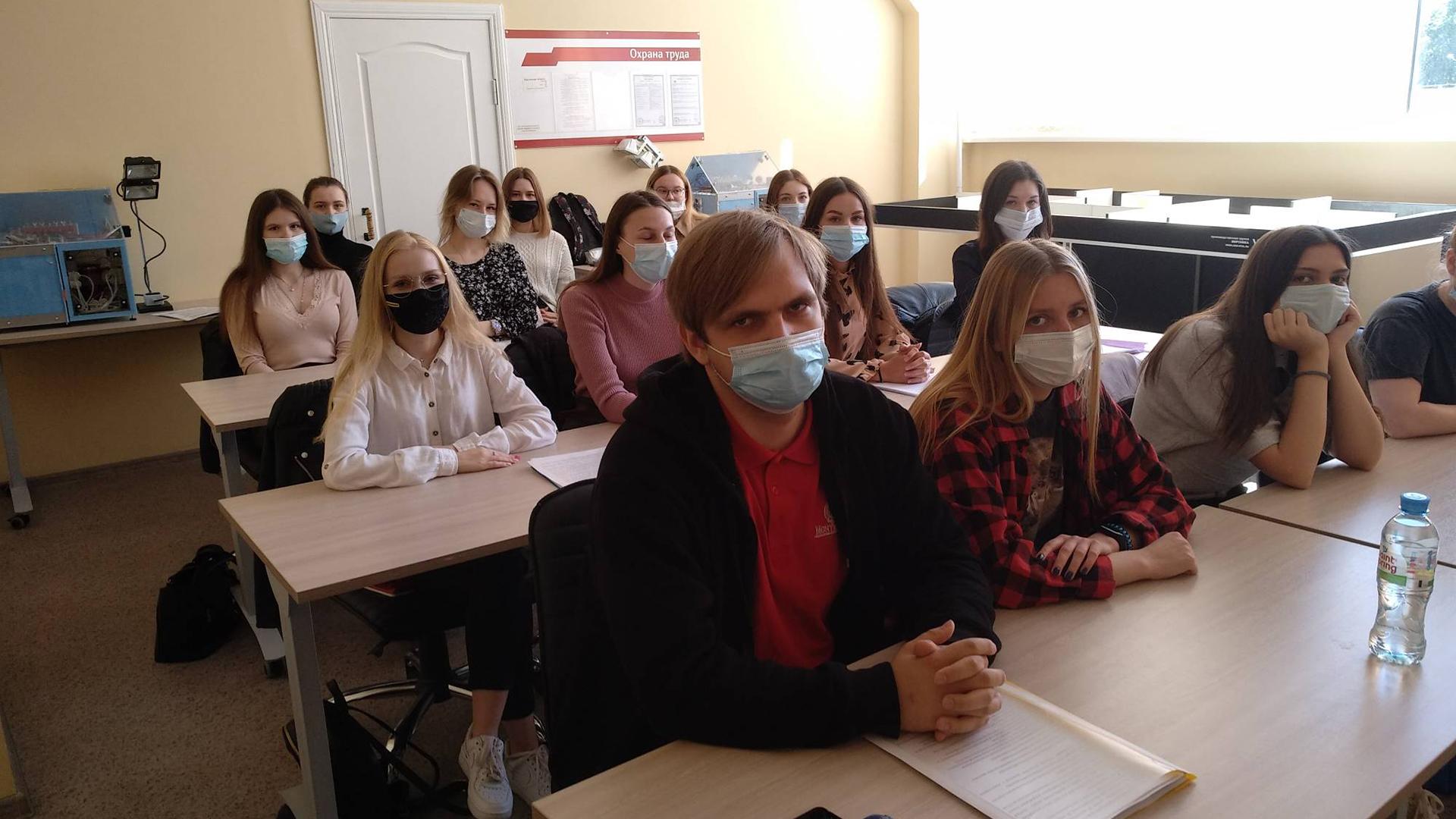 Центр детского творчества Автозаводского района и кафедра технологий сервиса и технологического образования Мининского университета провели семинар для педагогов дополнительного образования и студентов