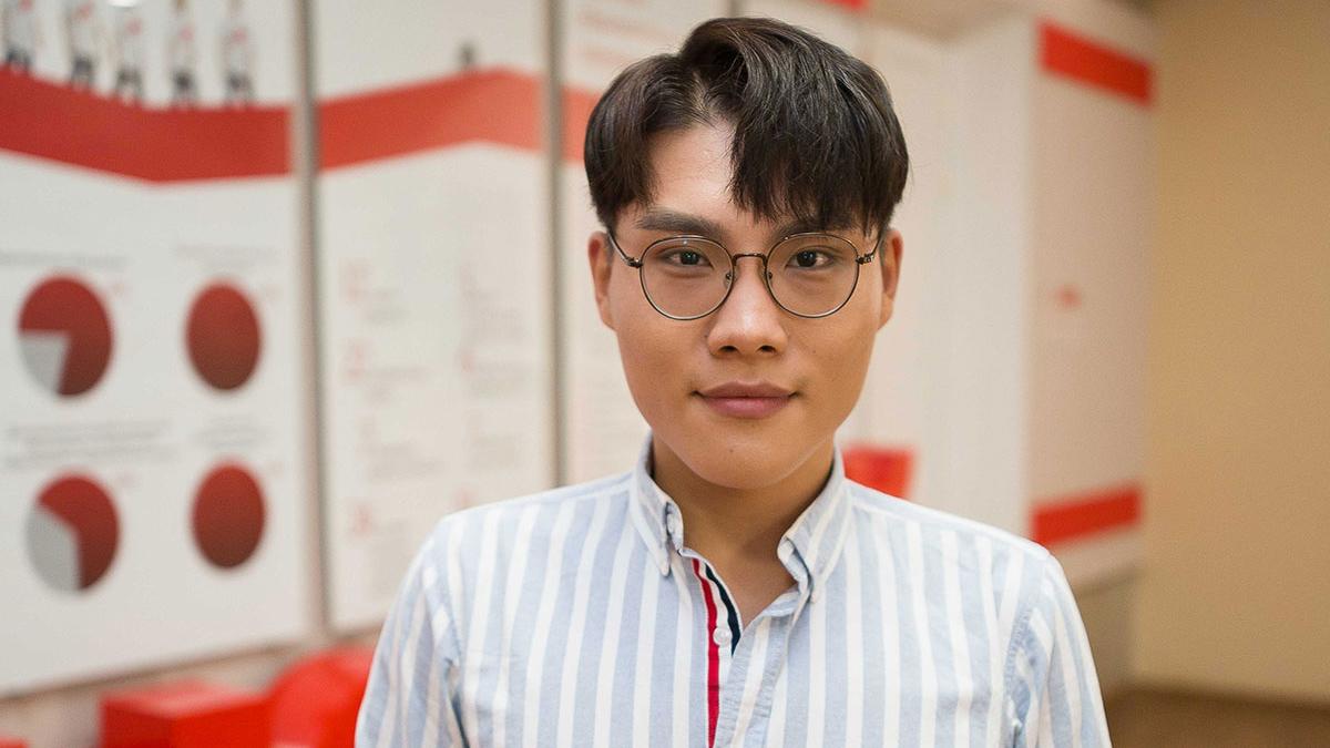 В Мининском университете успешно защитил магистерскую диссертацию студент из Китайской Народной Республики