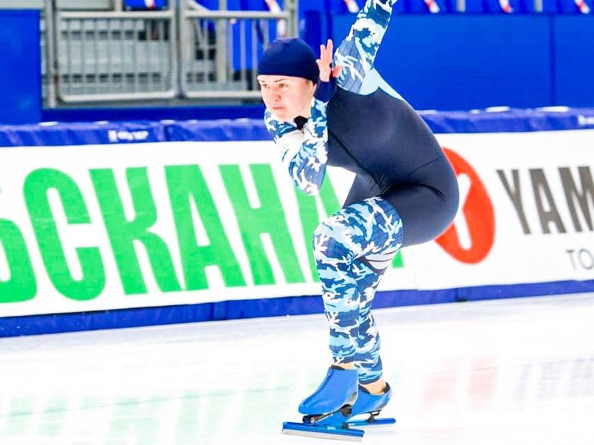 Студентка Мининского университета Дарья Качанова стала абсолютной чемпионкой России по конькобежному спорту