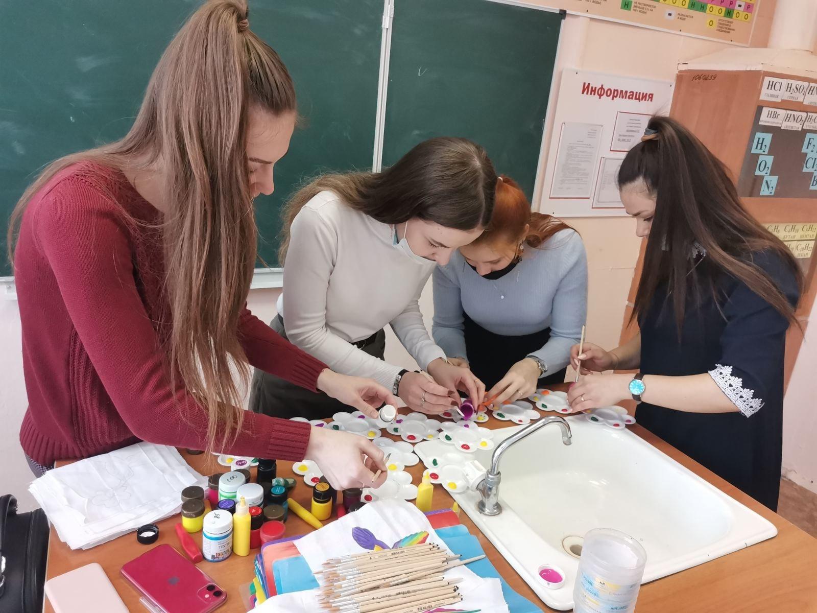 Студенты Мининского университета провели мастер-класс