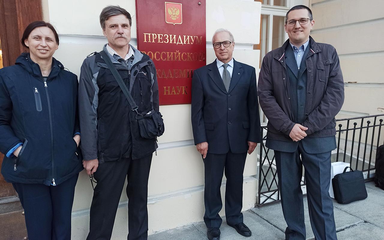 Преподавателям Мининского университета вручили Макариевские премии по естественным наукам