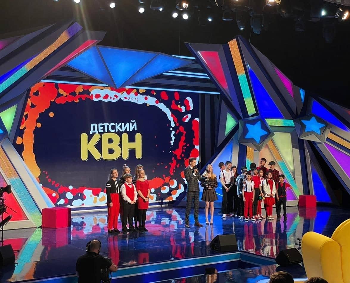Школьная команда Мининского университета представила Нижний Новгород на телепроекте
