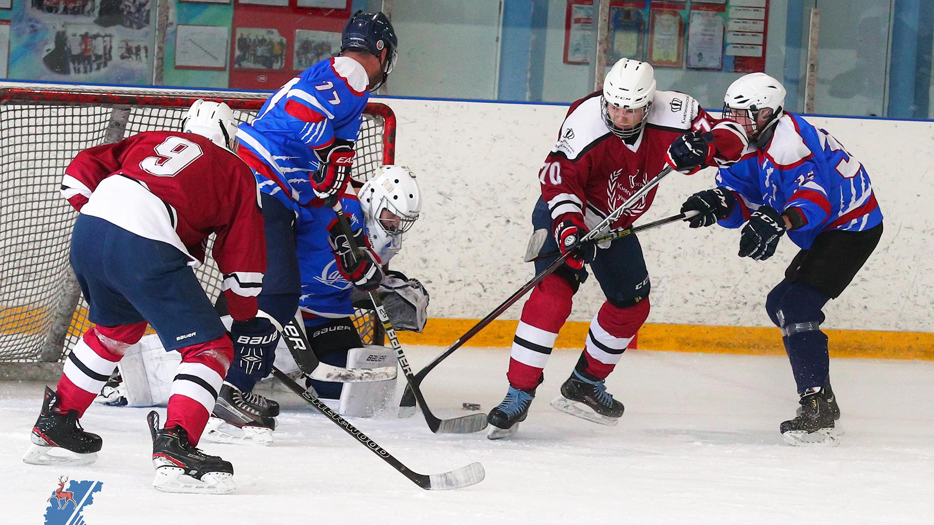 Мининский университет – чемпион Нижегородской области среди студенческих команд по хоккею