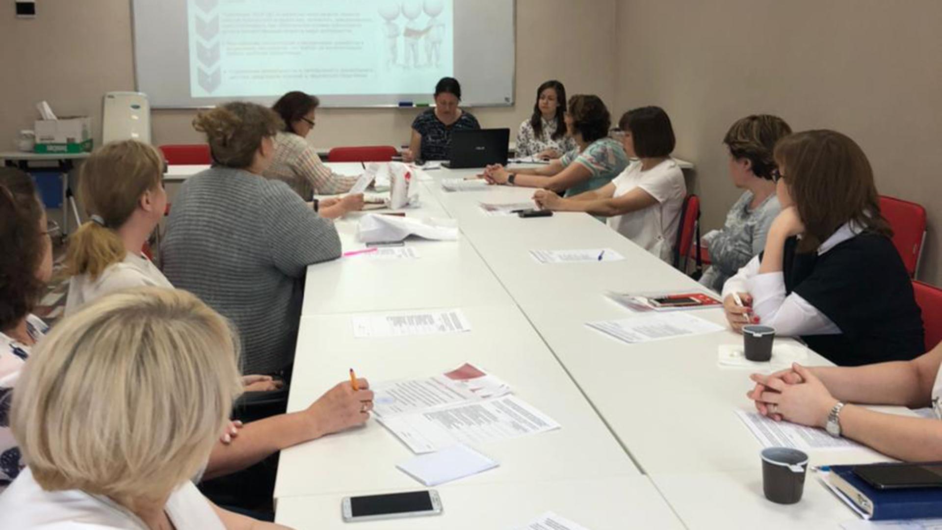 Экспертно-методический семинар проведен в рамках проекта «Детский сад Мининского университета»