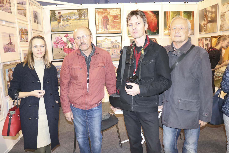 Студенты и преподаватели ФДИиМТ представили свои работы на выставке