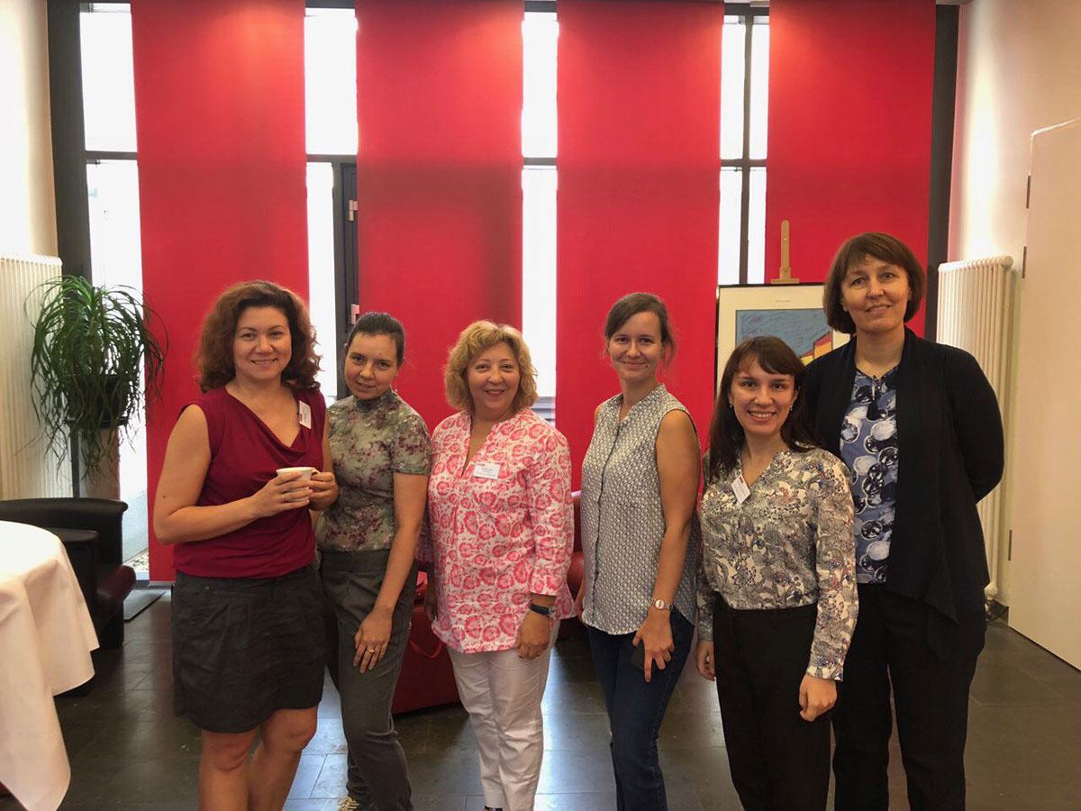 В сентябре Мининский университет  стал организатором Летней школы «Лингвистические теории в обучении второму или иностранному языку» в Брауншвейге