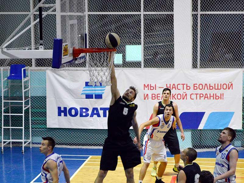 Мужская сборная Мининского обошла сборную Пермского университета на 11-м чемпионате ассоциации студенческого баскетбола России