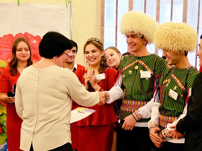 Фестиваль народов мира в прошёл в Мининском университете