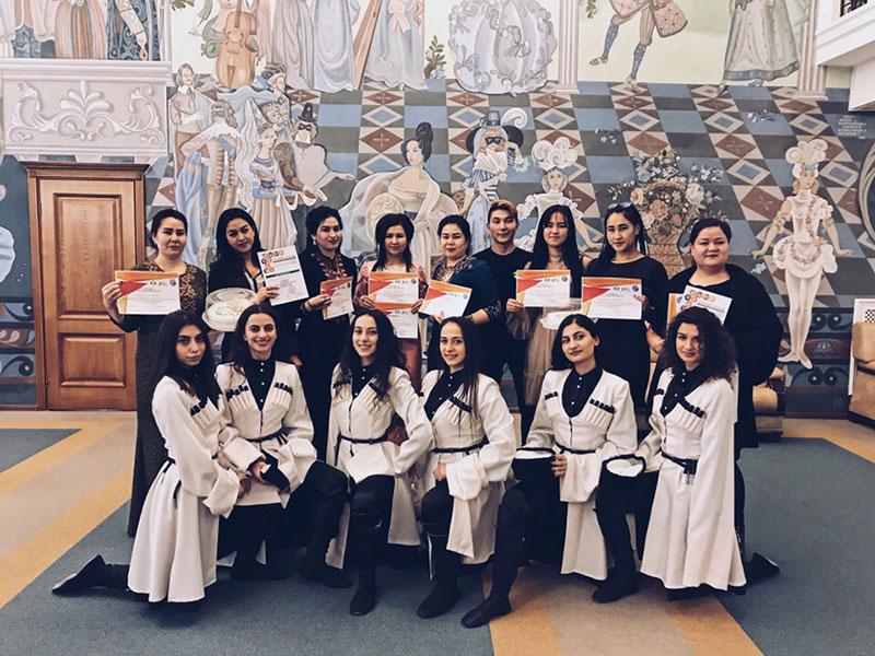 11-12 декабря иностранные студенты Мининского университета приняли участие в IX Международном фестивале национальных культур «В этом мире большом»