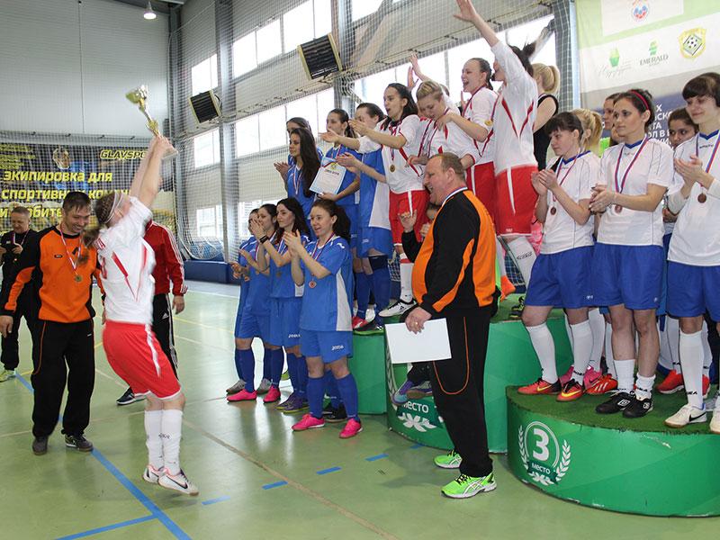 Победители финала Приволжского федерального округа по мини-футболу