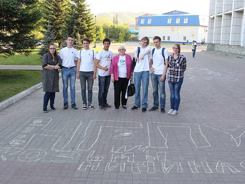 Проект Мининцев признан лучшим на Всероссийской студенческой олимпиаде по географии