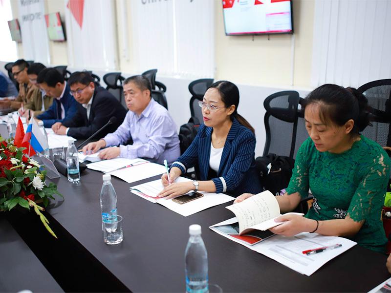 В Мининском университете стартовали курсы повышения квалификации для преподавателей из Китая