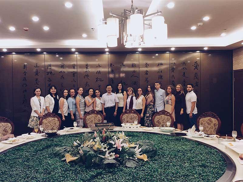 Студенты Мининского побывали на Осенней школе языка и культуры Китая