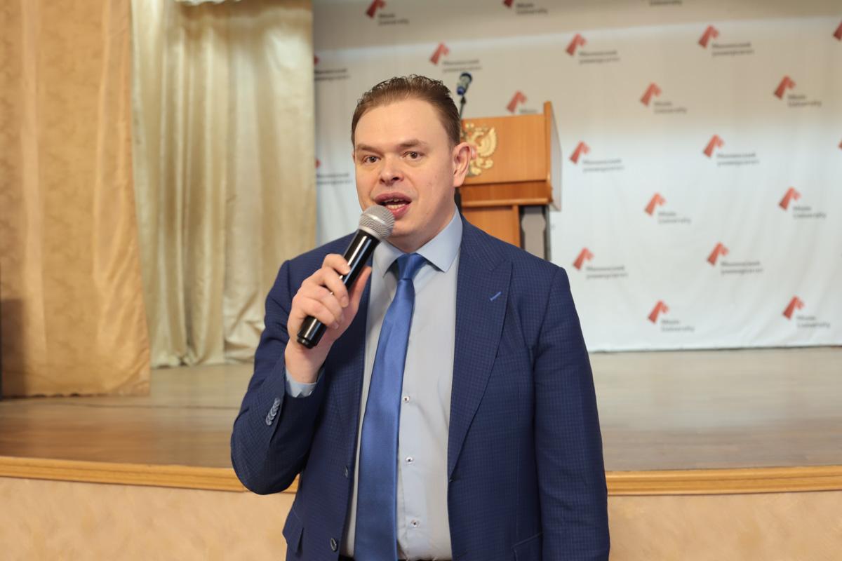 Сергей Злобин примет участие в открытии Центра непрерывного повышения профессионального мастерства