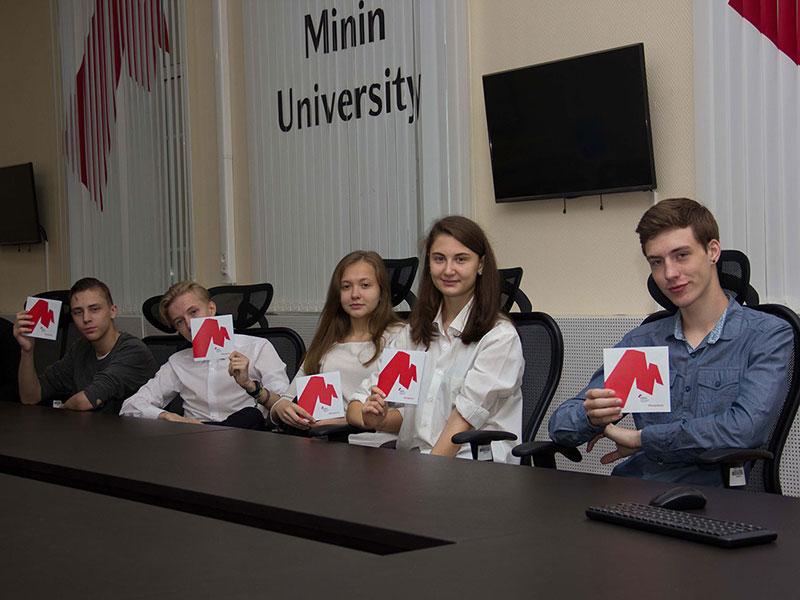 Нижегородским школьникам рассказали об учёбе в НГПУ им. К. Минина