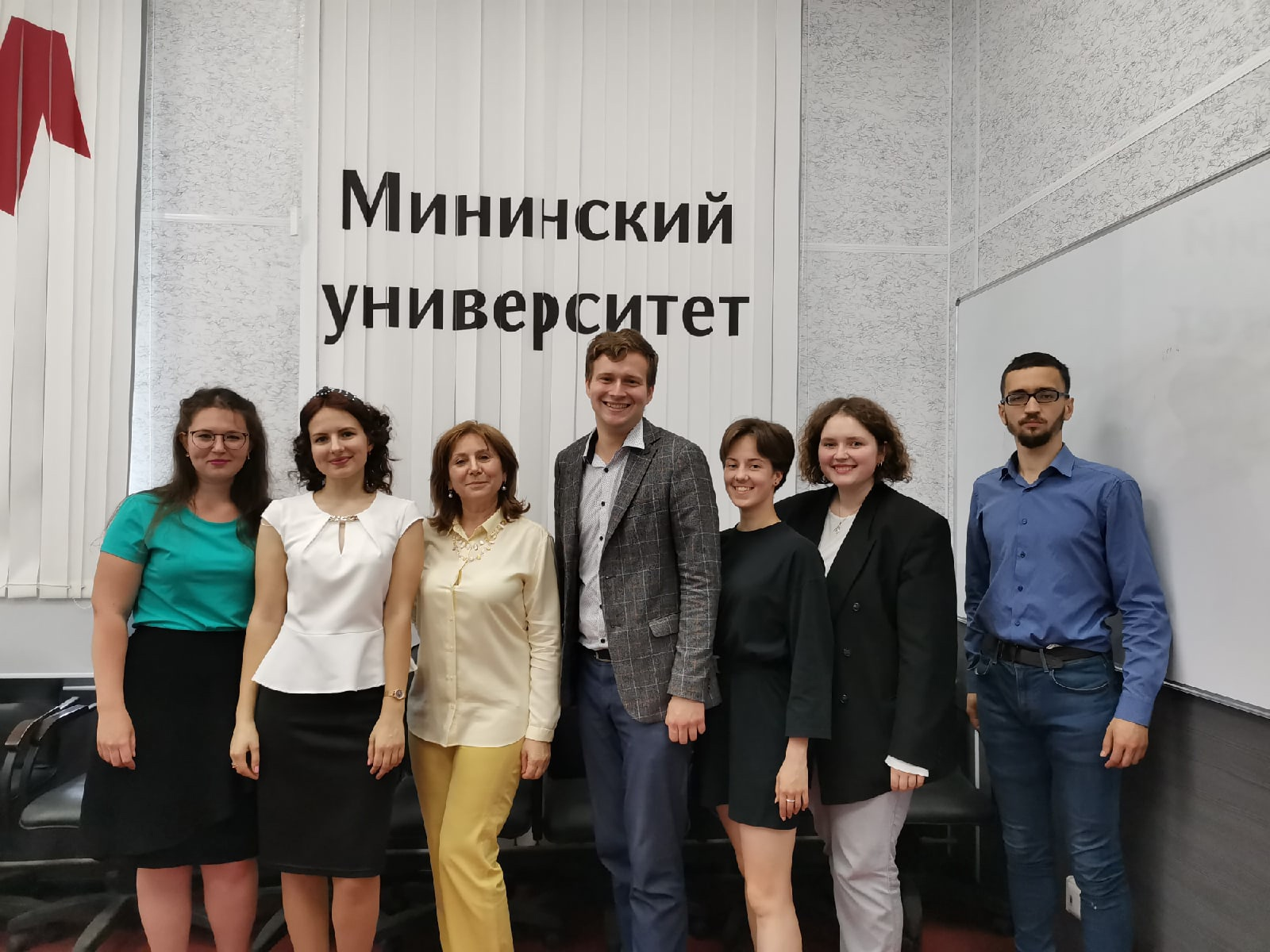21 мая в Мининском университете прошла студенческая секция международной научной конференции