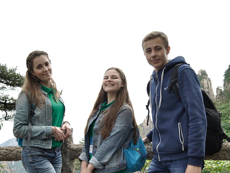 Наши студенты побывали на молодёжном форуме «Волга-Янцзы»