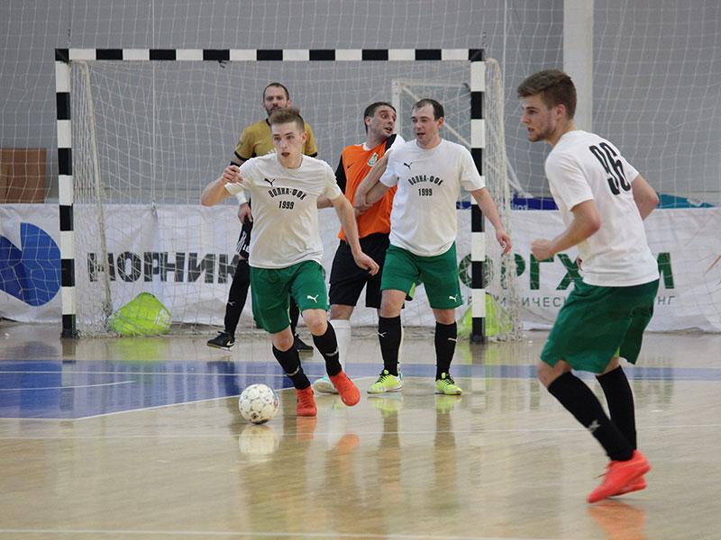 Волна-ФФК стала бронзовым призёром первой лиги чемпионата России