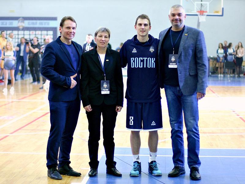 Представители Мининского университета приняли участие в Ежегодном Матче звезд Ассоциации студенческого баскетбола (АСБ)
