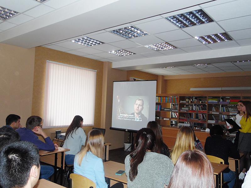Знакомство иностранных студентов с Мининским университетом на факультете управления и социально-технических сервисов прошло 7 ноября