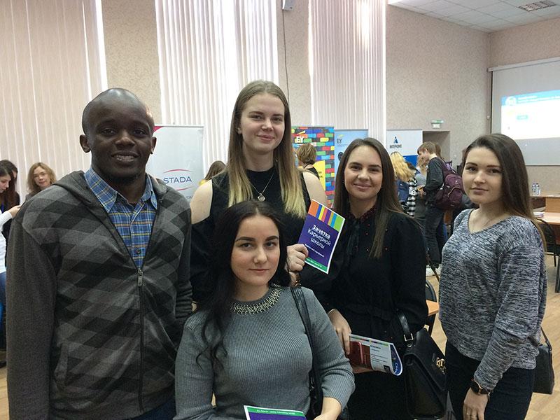 Студенты ФУиСТС приняли участие в