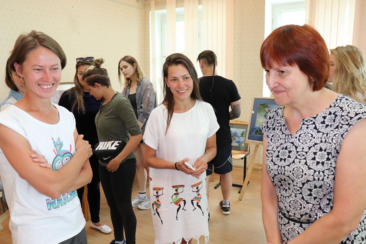 На ФДИИМТ состоялась встреча с представителями Челябинского государственного института культуры