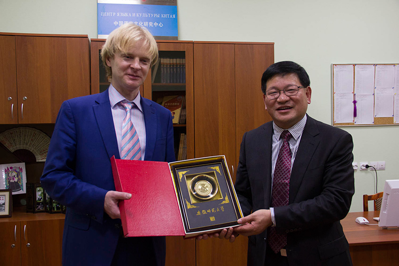 Мининский университет встретит делегацию из Китая
