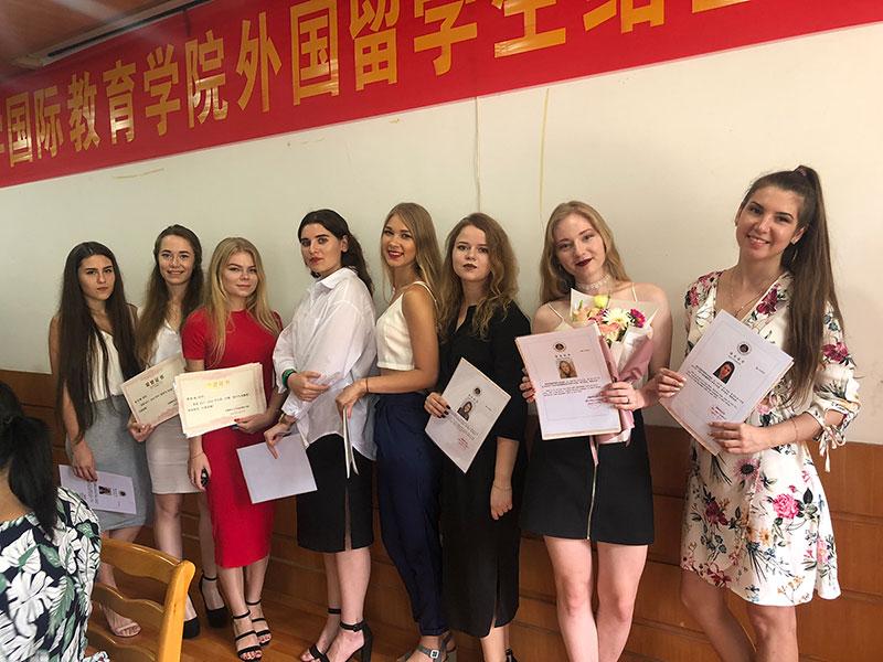 В Мининском университете прошла успешная защита дипломов выпускников – участников программы двойного диплома