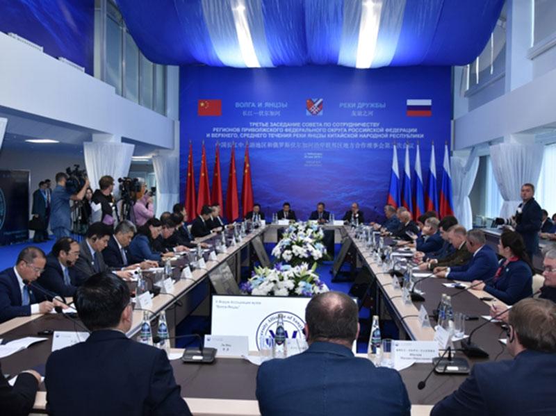 23 мая в Чебоксарах стартовала работа Форума Ассоциации вузов «Волга-Янцзы»