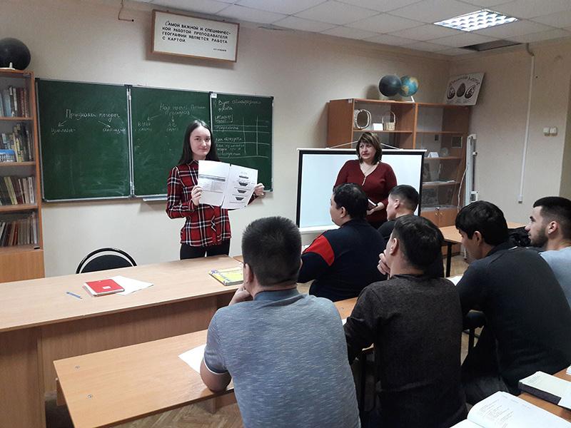 14 декабря 2018 года на базе кафедры географии, географического и геоэкологического образования состоялась научно-практическая конференция «Орфановские чтения 2018»