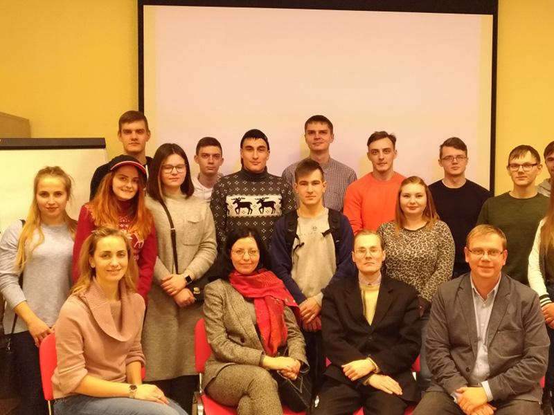 Студенты ФУиСТС посетили мастер-классы в рамках проведения Дня карьеры  в компании Coca-Cola
