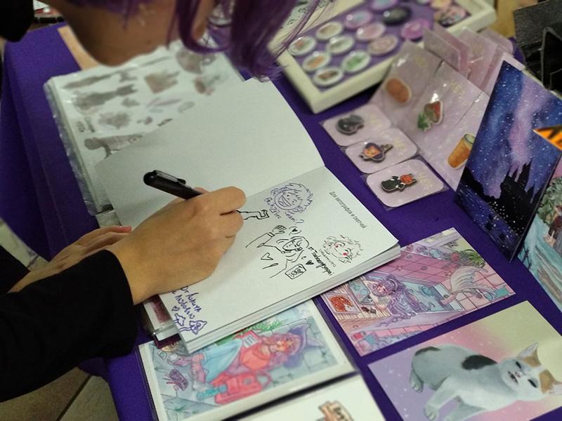 Студенты-дизайнеры ФДИИМТ приняли участие во Всероссийском молодёжном проекте «Комикс-марафон-2019»