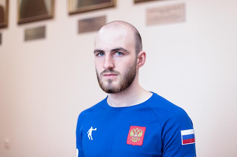 Студент ФФКиС стал победителем Зимней универсиады-2019