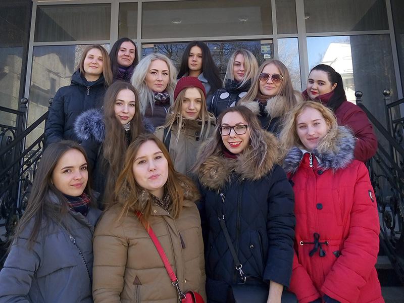 Студенты ФУиСТС посетили парк-отель