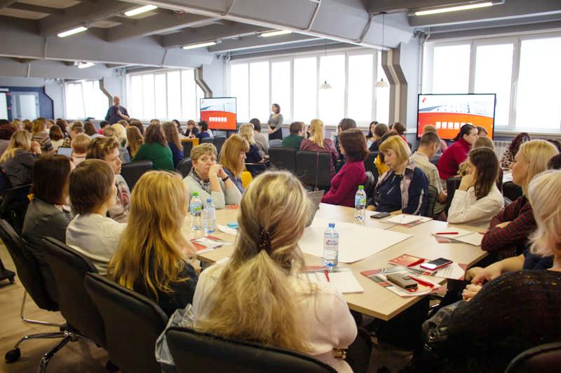 В Мининском университете состоялась проектная сессия для представителей дошкольного образования Нижегородской области