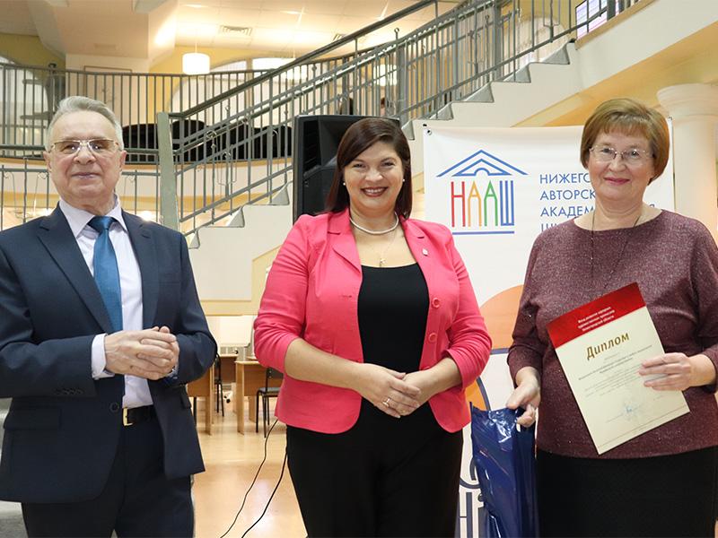 Факультет дизайна, изящных искусств и медиа-технологий получил диплом I степени по итогам десятого Регионального конкурса «Нижегородские кудесники»