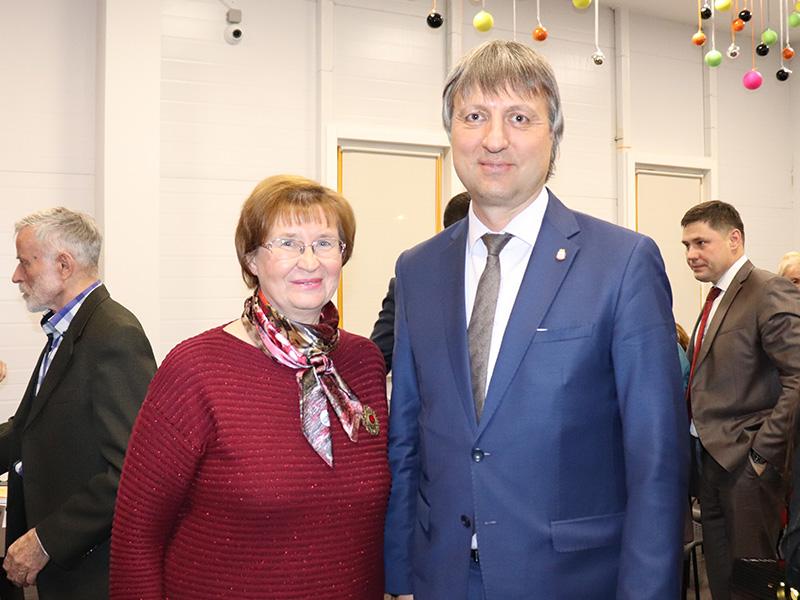 Сотрудники Ресурсного центра НХП и ДПИ приняли участие в работе Попечительского совета НХП Нижегородской области