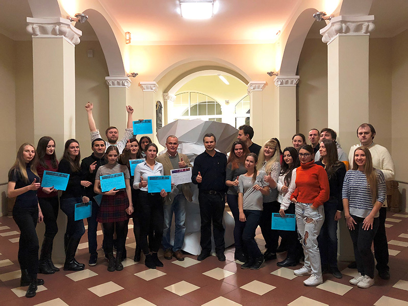 Преподаватели Мининского университета прочитали курсы магистрантам БФУ им. И. Канта (г. Калининград) в рамках программы академической мобильности сотрудников