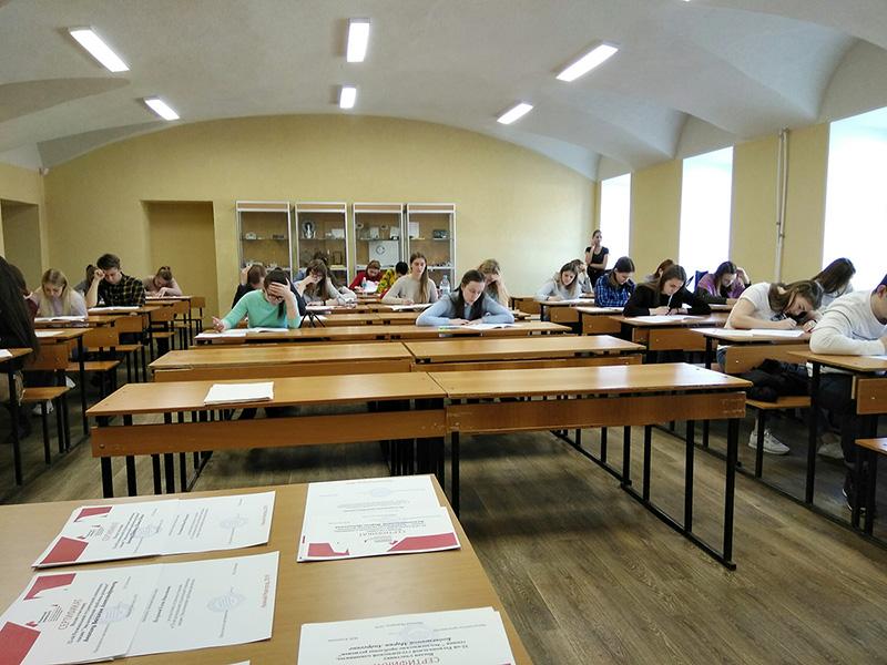 На ФЕМиКН прошла прошла 32-ая Региональная студенческая олимпиада в секции «Экологические проблемы регионов».