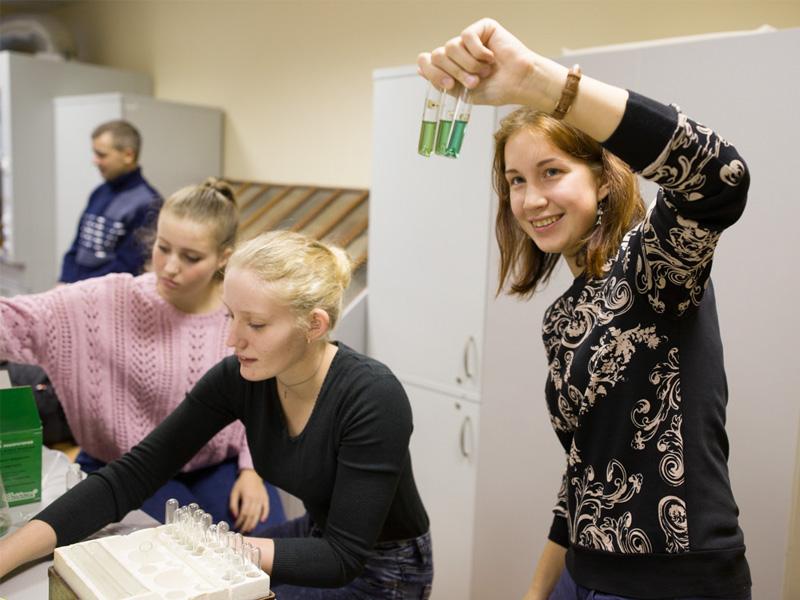 Всероссийский Фестиваль науки прошел в Мининском университете