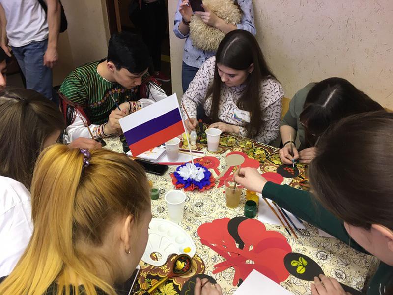 Студенческий Фестиваль народов мира-2019 прошел в Мининском университете