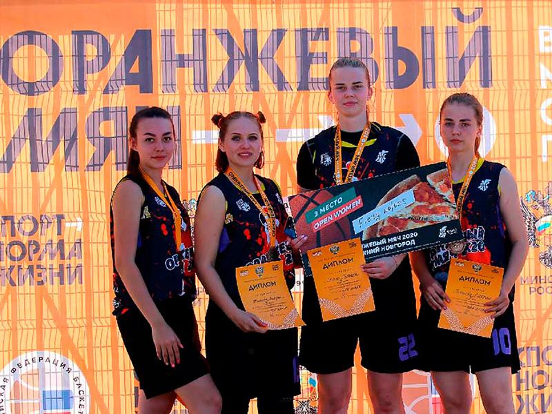 Спортивные достижения студентов Мининского университета: несколько побед в баскетболе и мини-футболе