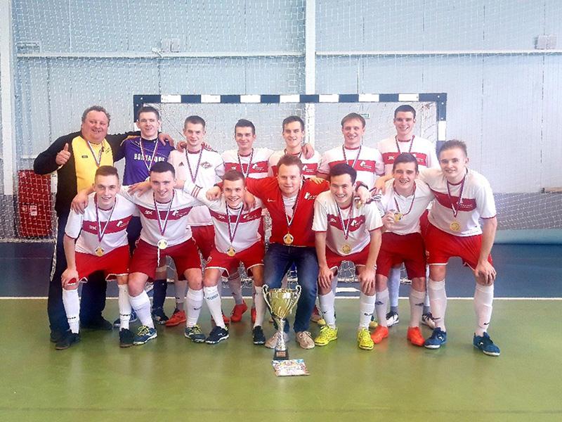 Студенты ФФКиС - вновь победители Всероссийских соревнований