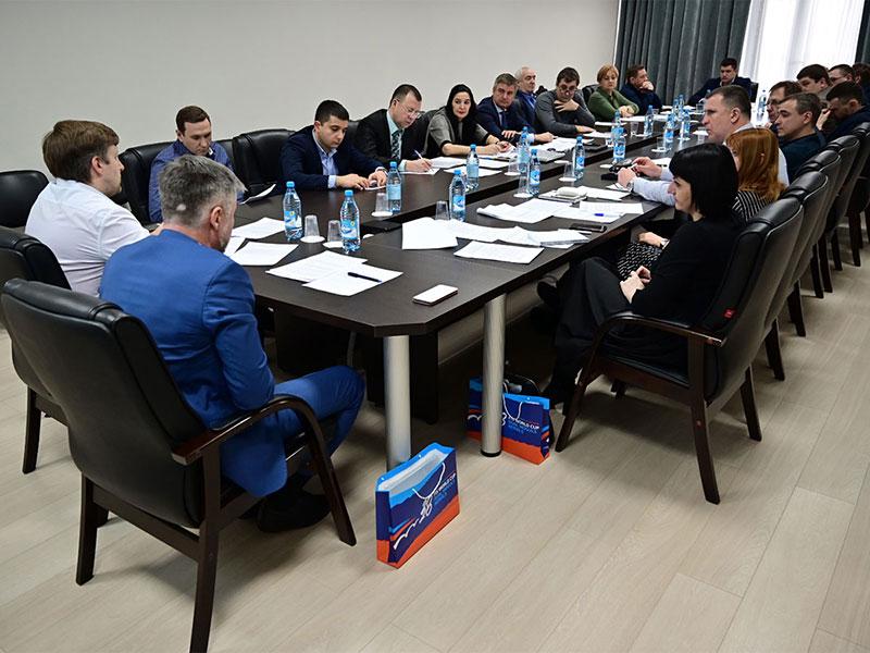 В Красноярске обсудили студенческий спорт в рамках выездного семинара Российского студенческого спортивного союза