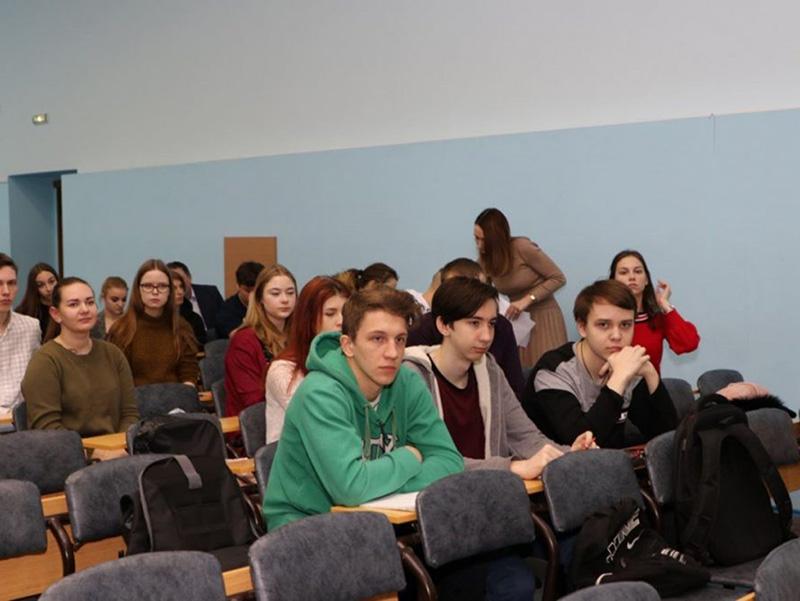 12 марта 2019 г.  на базе Института экономики и предпринимательства  прошла V Всероссийская студенческая Олимпиада по истории российского предпринимательства (региональный этап)